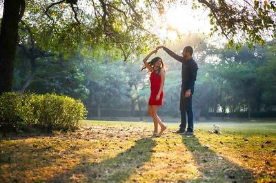 Asmi & Sudeep - Prewedding Shoot