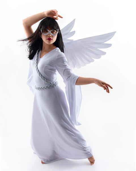 Angel Takes Flight