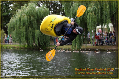 Saturday - Bedford River Festival - VKC & Water Related Events