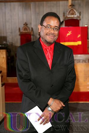 Minister D. Matthews