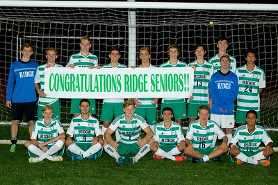 2015 Ridge Boys Soccer