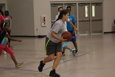 Krista Kilburn-Steveskey Girls Basketball Camp