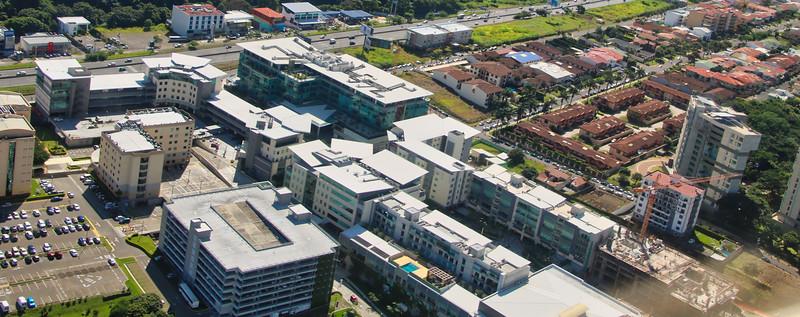 Escazu, Costa Rica - Ruta 27, Avenida Escazu, Plaza Tempo, Hospital Cima