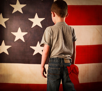Alex and Flag