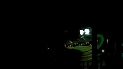 New Peter Pan Crocodile - Fantasmic!.mov