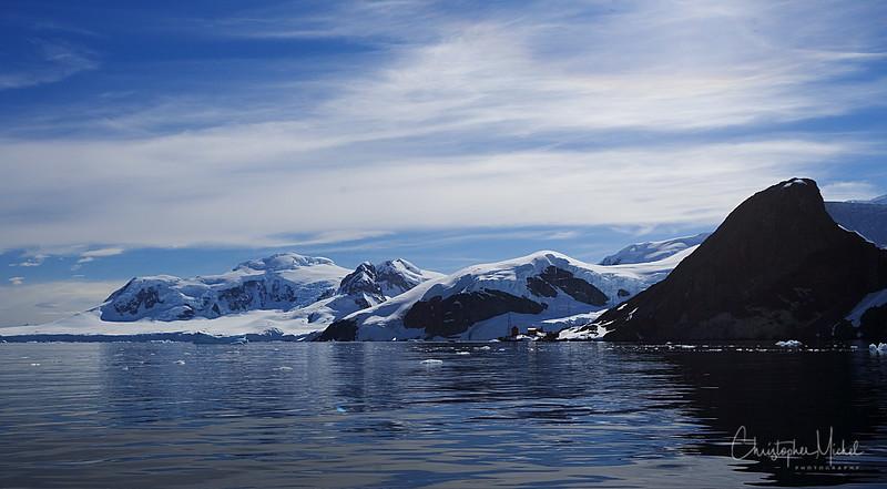 The mountain honors the Minke Whale