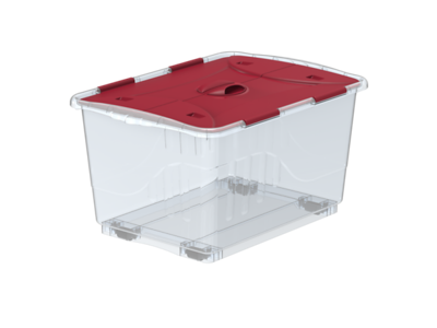 Storage Boxes S - 4 Wheels