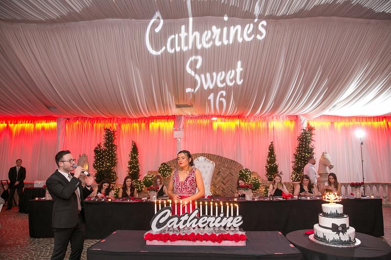 Catherine Sweet 16