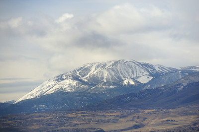 Reno-Mount Rose, March 1, 2013