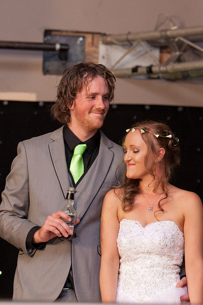Brhydi and Sam - Wedding