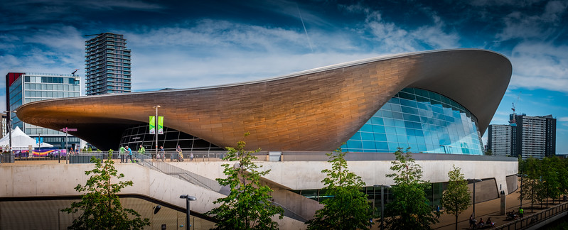 Aquatic Centre - Queen Elizabeth Park