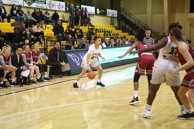 01.03.19 Women's Basketball vs Henderson State