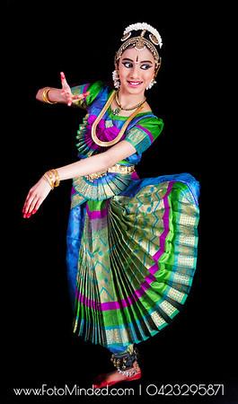 Vishaka - Portfolio for Bharathanatiyam