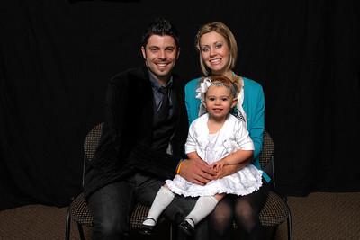Children's Dedication - March 10, 2012