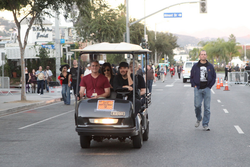 2009 WEHO ANNUAL CARNAVAL- BEHIND THE SCENES