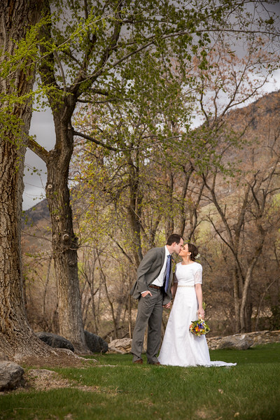 Bridals - Provo Castle and Provo City Center Temple