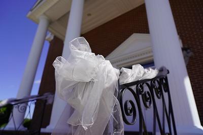 Warren Wedding (photos by Sydney Thaxton)