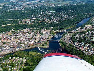 Easton Aerial Photos