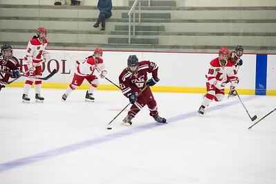 12/15/17: Girls' Varsity Hockey v Lawrenceville