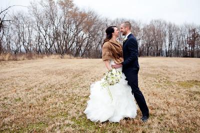 Brieann and Dan Wedding
