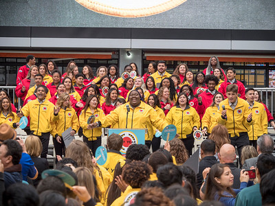 City Year L.A. Opening Day 2019