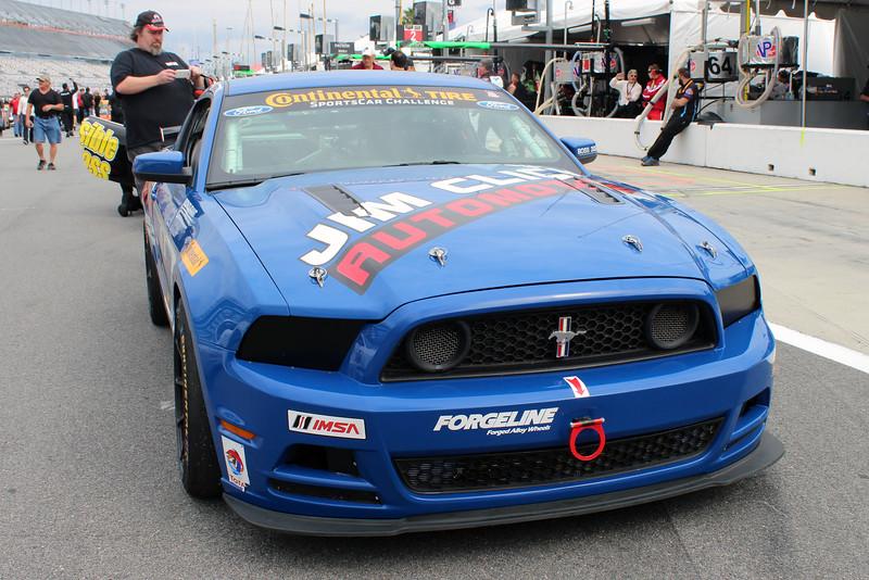 GS Jim Click Racing Ford Mustang Boss 302R