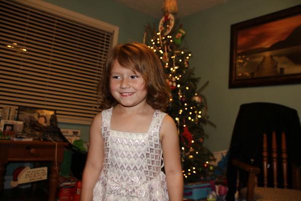 Christmas at Lynn & Clarissa's