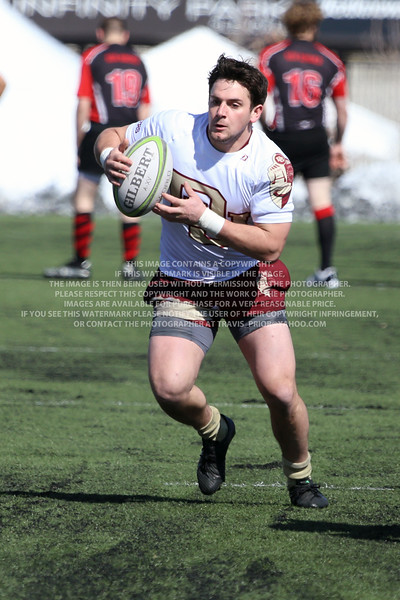 Denver University Rugby vs Red Rocks Community College March 8, 2014