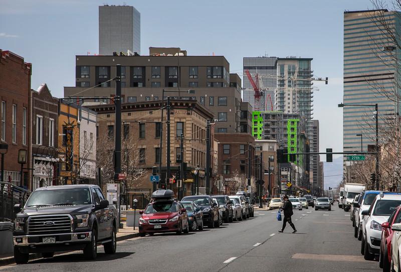 Five Points Gentrification