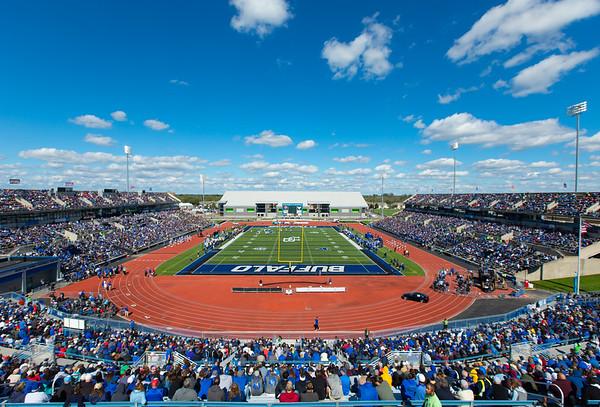 180290 Athletics, Football, UB Vs Army, UB Stadium