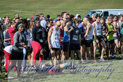 November 3, 2018 - NCC0 XC Championships - Old Timers Race