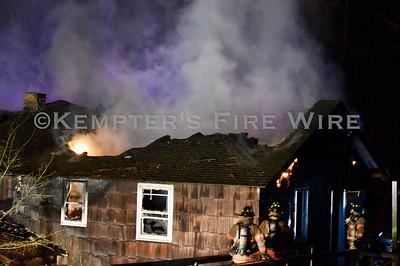 3 Alarm Dwelling Fire - East Court, Mahopac Falls, NY - 12/24/19
