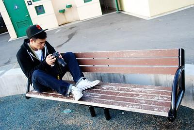 Justin's Photoshoot 3.23.09