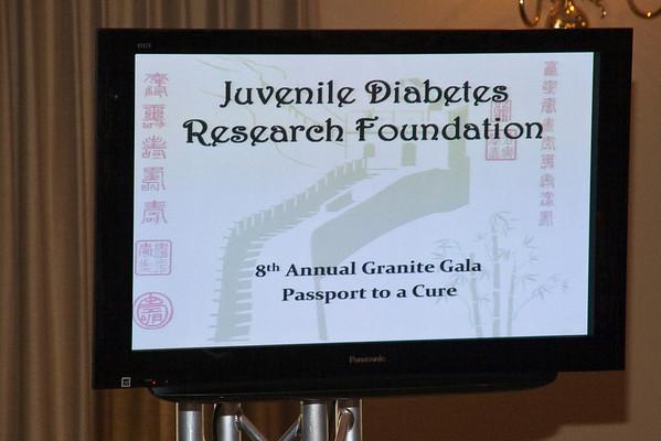 2009 JDRF Gala