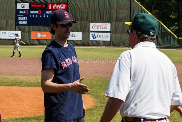 #34 Red Sox vs Athelitcs