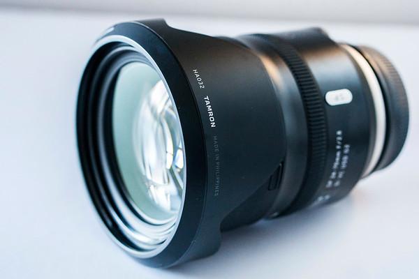Tamron 24-70mm f/2.8 Lens