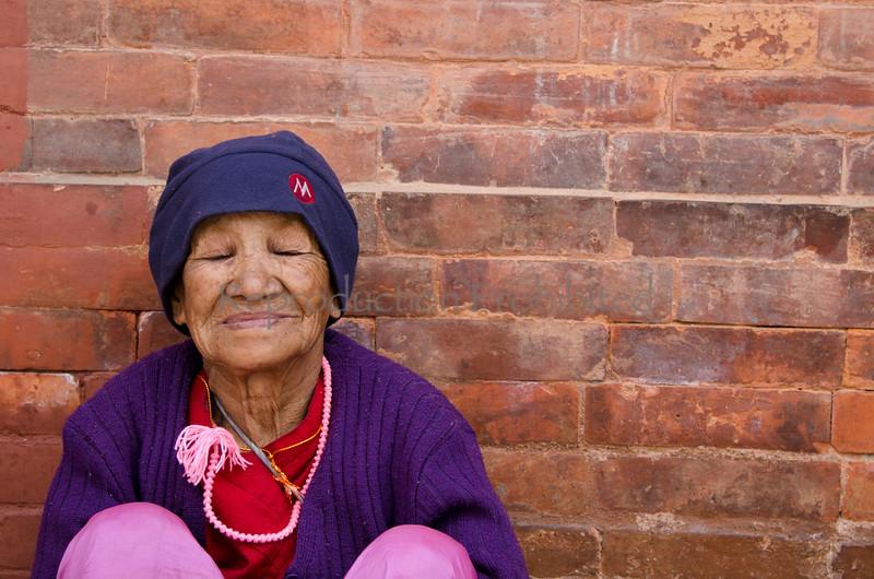 Poor and Still Happy Pashupati, Kathmandu