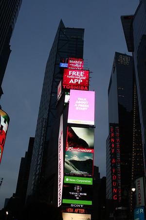 NYE 2013 NYC