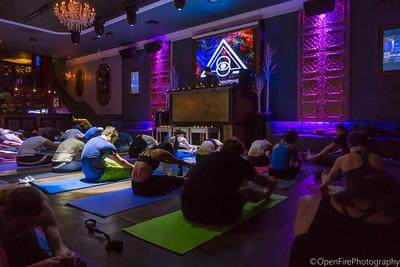 Deep House Yoga - Opal Night Club