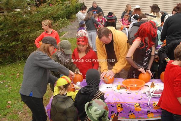 Pinehirst Halloween 2013