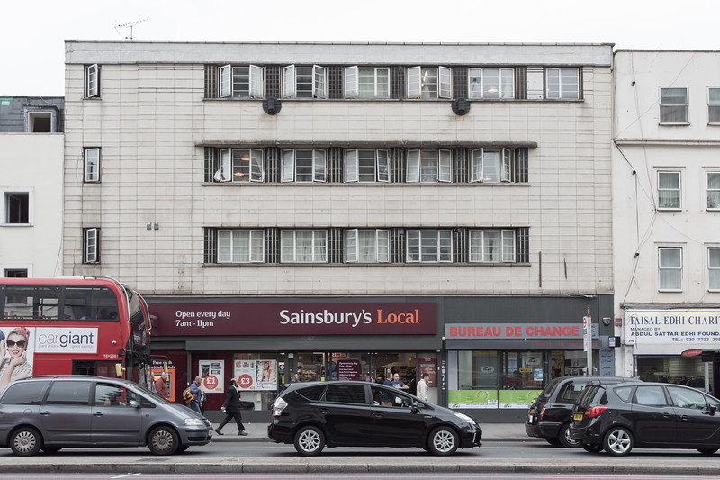 Sainsbury's Local, Edgware Road