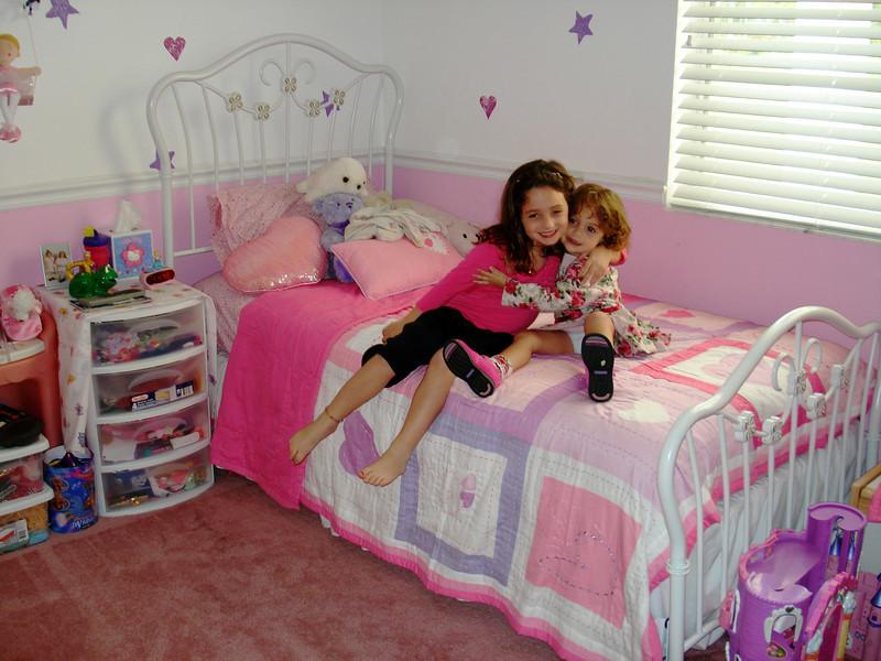 The Girls on Rachael's Bed.jpg