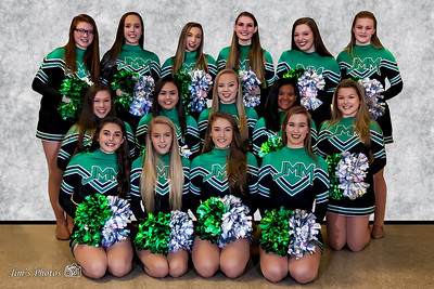 HS Sports - JMM Poms [d] Jan 13, 2018
