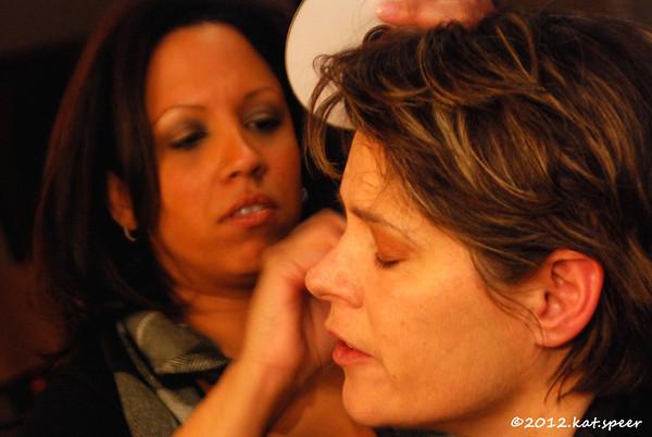 20120112 Anne DeChant CD Release w Trent Jeffcoat w David G. Smith