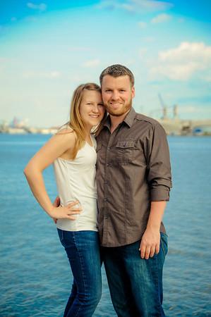 Corey & Morgan Are Engaged!