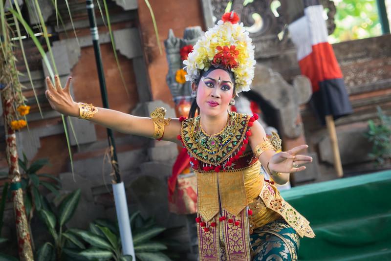 Barong Dance Ubud