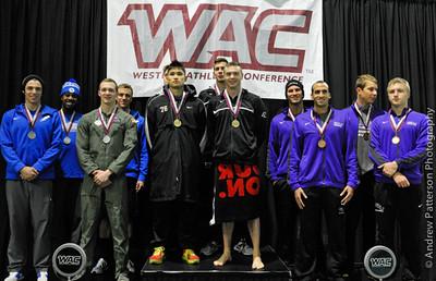 USAF Swimming & Diving Team @ WAC 2015 Championship