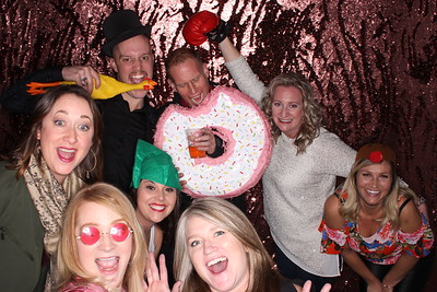 Photo Booth // Keller Williams Holiday 2018
