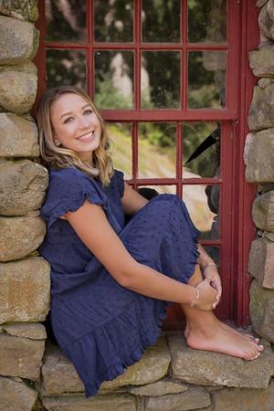 Madeleine's Senior Portraits