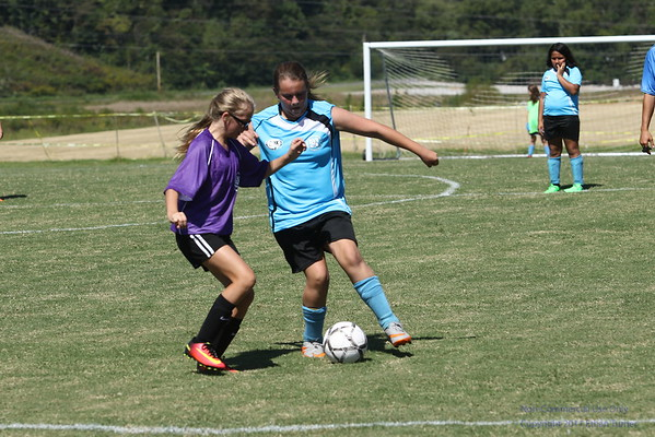 2016-09-24 AYSO Game